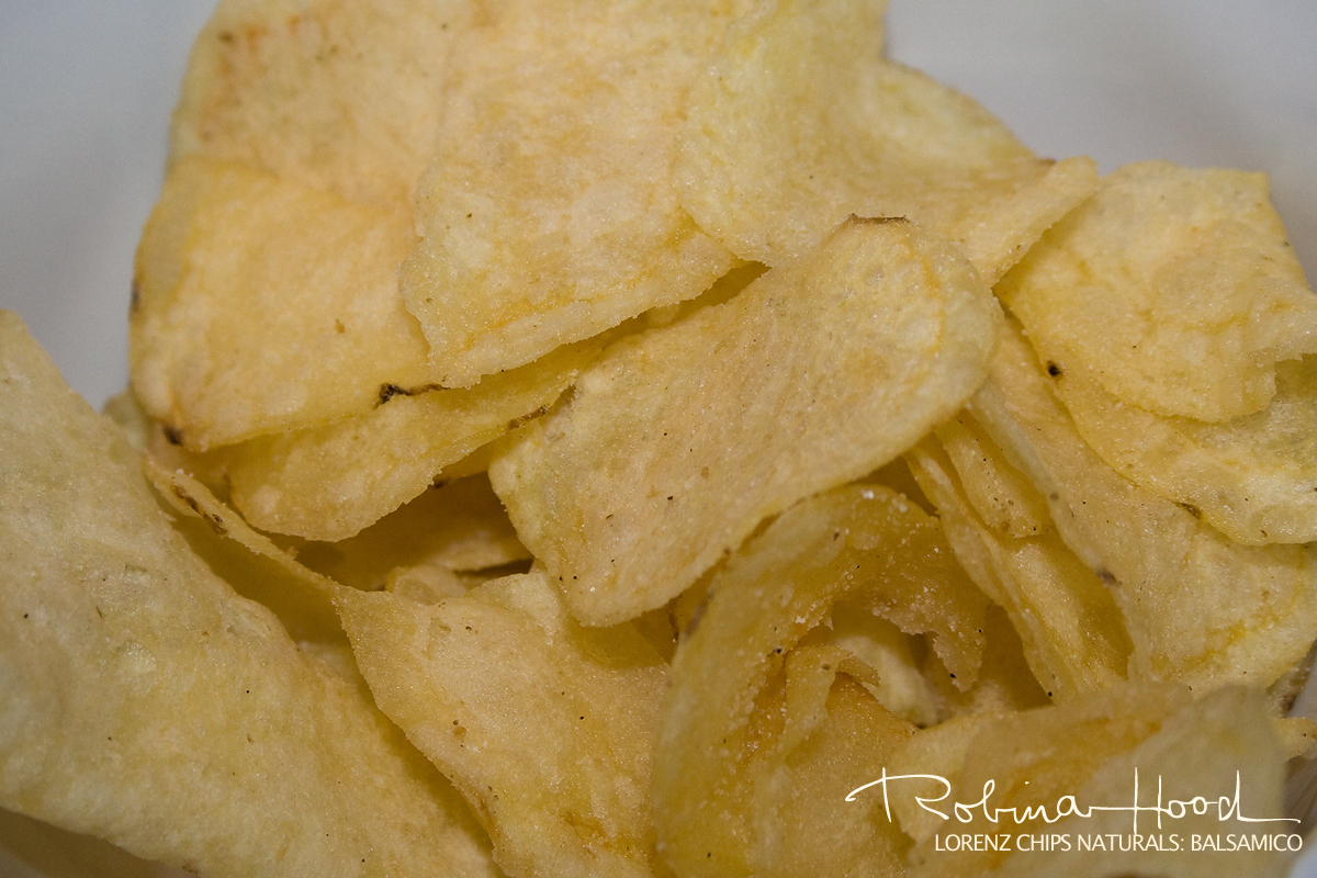 """Lorenz """"Naturals"""" Kartoffelchips mit Balsamico"""