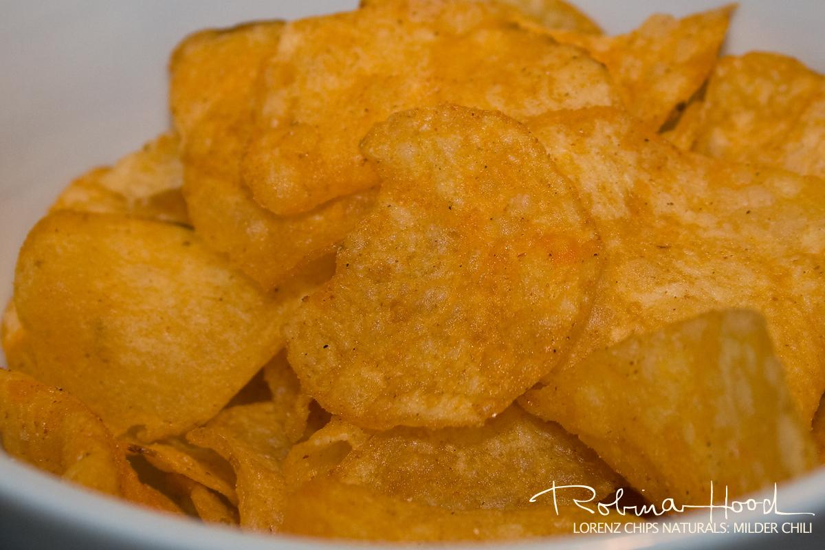 """Lorenz Kartoffelchips """"Naturals"""" mit mildem Chili"""