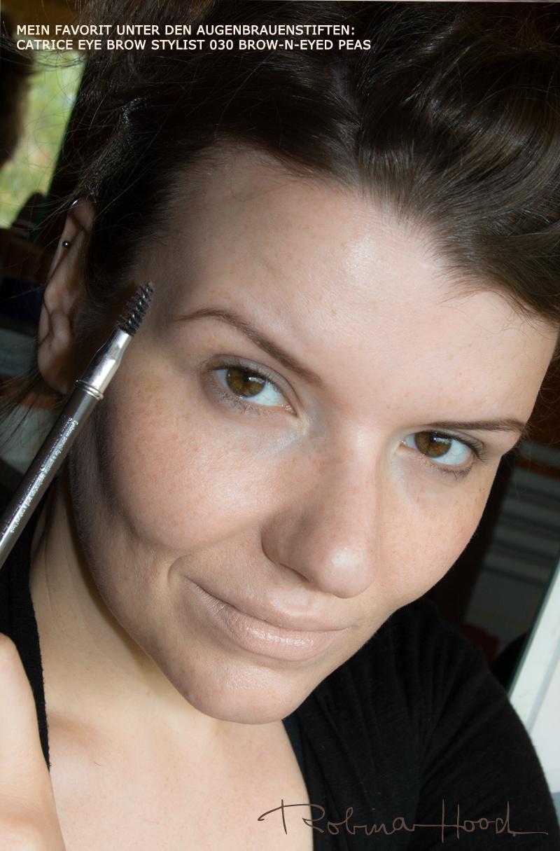 """Mein klarer Favorit: Der CATRICE Augenbrauenstift in der farbe """"030 Brow-n-eyed Peas"""""""