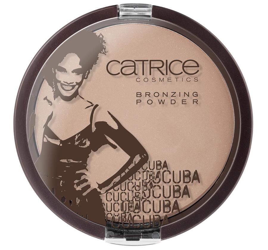"CATRICE LE ""CUCUBA"" Bronzing Powder"