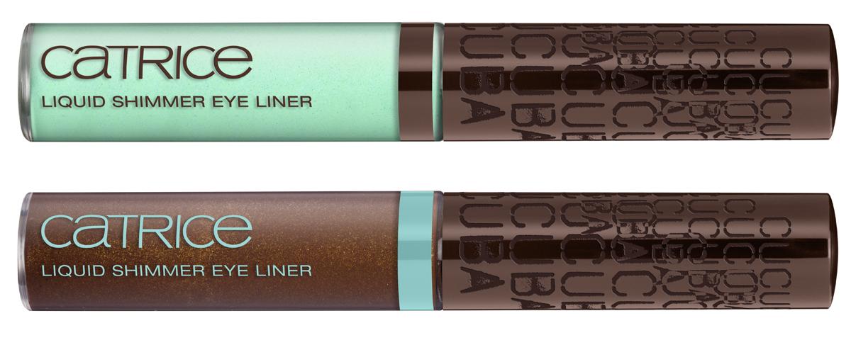 "CATRICE LE ""CUCUBA"" Liquid Shimmer Eyeliner"