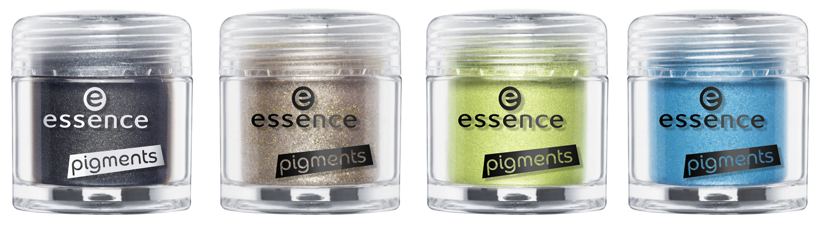 "essence LE ""colour arts"" Pigmente"