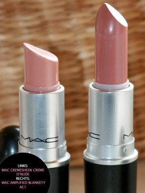 "Links  M•A•C Cremesheen Lipstick ""Creme d'Nude"" 