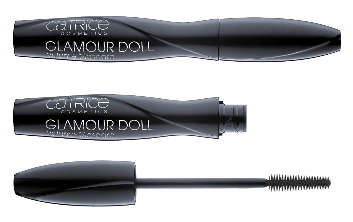 CATRICE Glamour Doll Volume Mascara NEU
