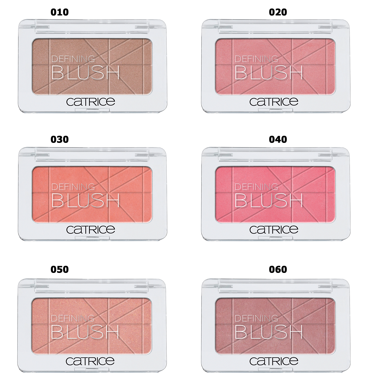 CATRICE Defining Blush NEU