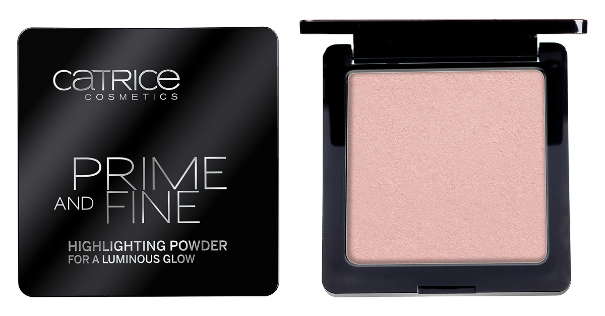 CATRICE Prime And Fine Highlighting Powder NEU