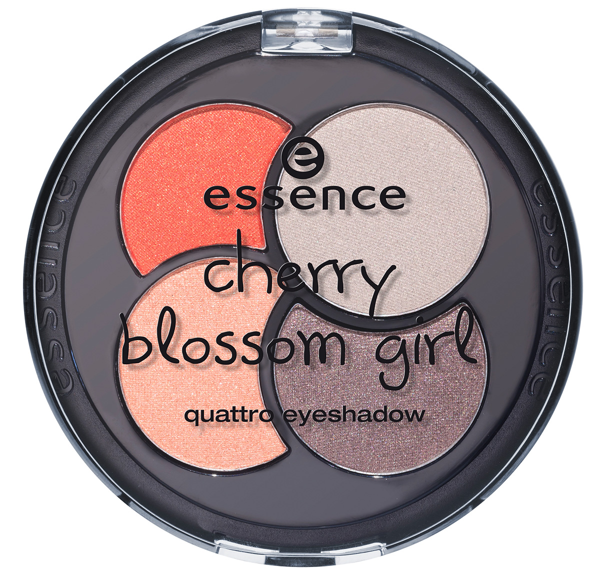 essence cherry blossom girl – quattro eyeshadow