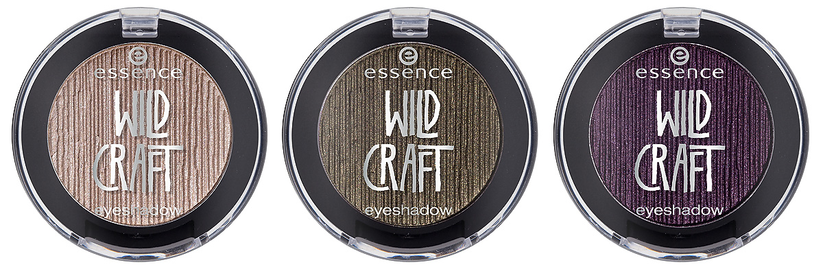 essence wild craft – mono eyeshadow