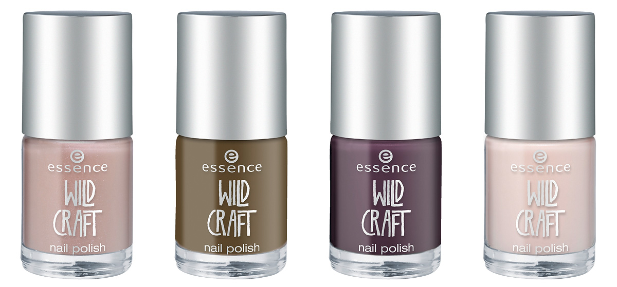 essence wild craft – nail polish