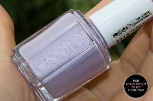 "Aus der dm-Lieblinge-Box Juli 2012: essie Nagellack ""to buy or not to buy"" (7,95 €)"