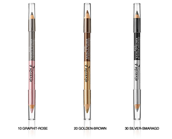 Neu ab September 2012: Duo Kajal Eyeliner
