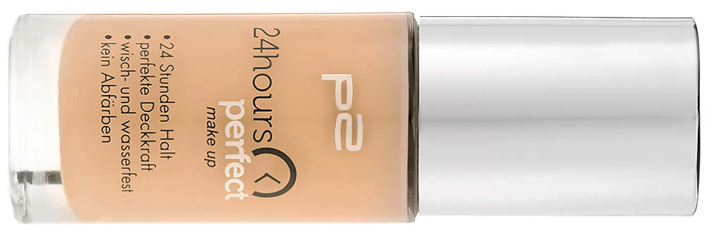 p2 cosmetics perfect Look Herbst 2012 24hours perfect Make-up