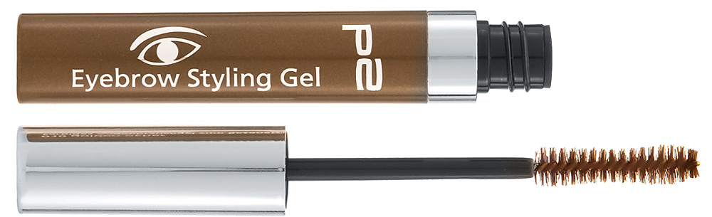 p2 cosmetics perfect Look Herbst 2012 Eyebrow Styling Gel