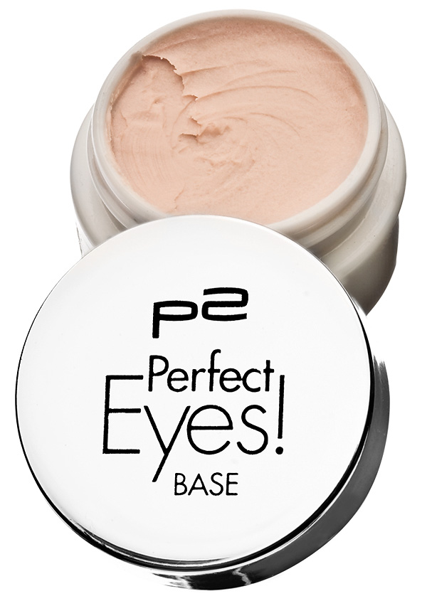p2 cosmetics perfect Look Herbst 2012 Perfect Eyes! Base