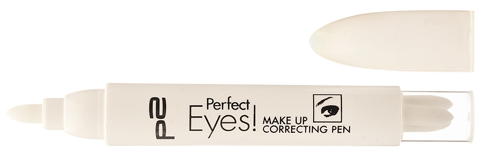 p2 cosmetics perfect Look Herbst 2012 Perfect Eyes! Make Up Correcting Pen - Makeupkorrekturstift