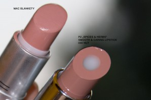 "Links p2 ""Spices & herbs""smooth caring lipstick 030 nut 