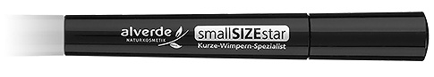 Neu ab September 2012: Mascara Small Size Star speziell für kurze WImpern