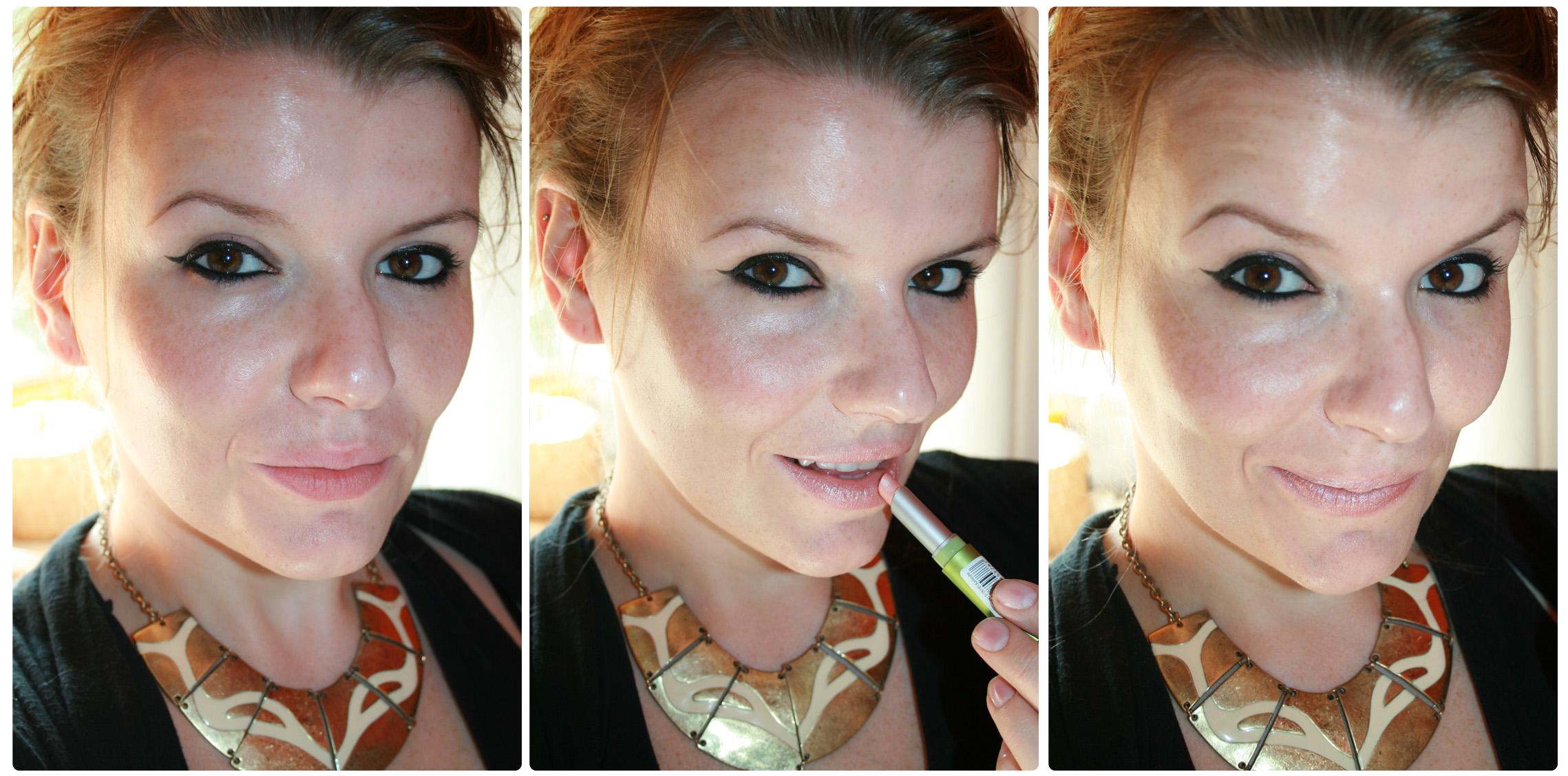 """Alverde """"Alm Beauty"""" limited Edition. Slimline Lipstick """"30 Sandgestein"""" - schöner Braunton für den Herbst"""
