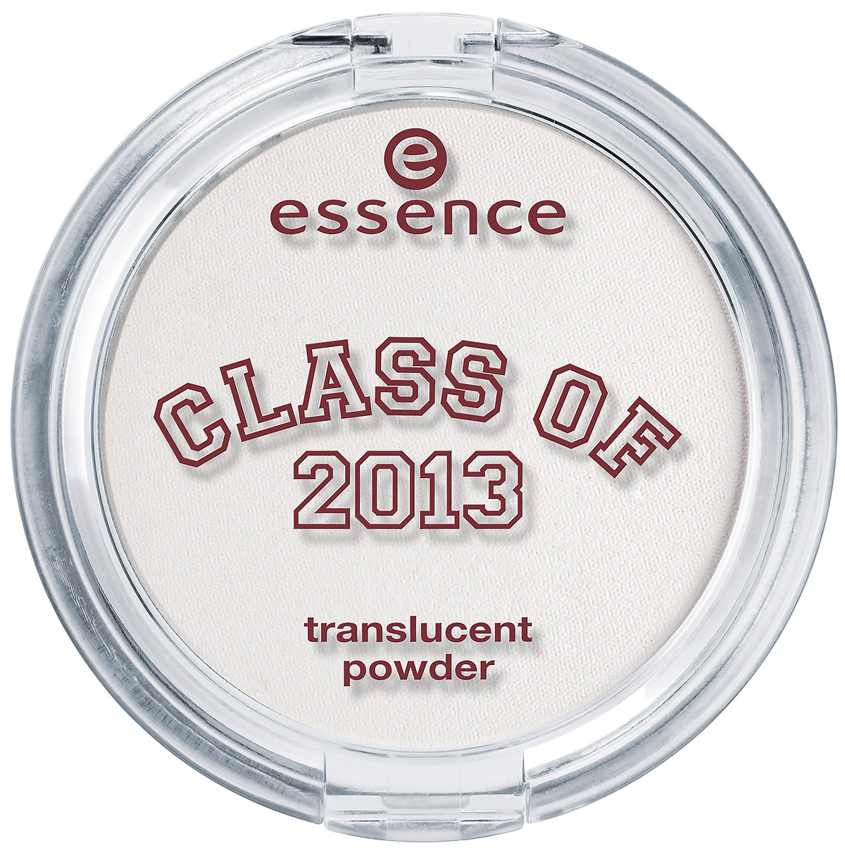"Trend Edition essence ""class of 2013"" im Oktober 2012 im Handel: Translucent Powder"