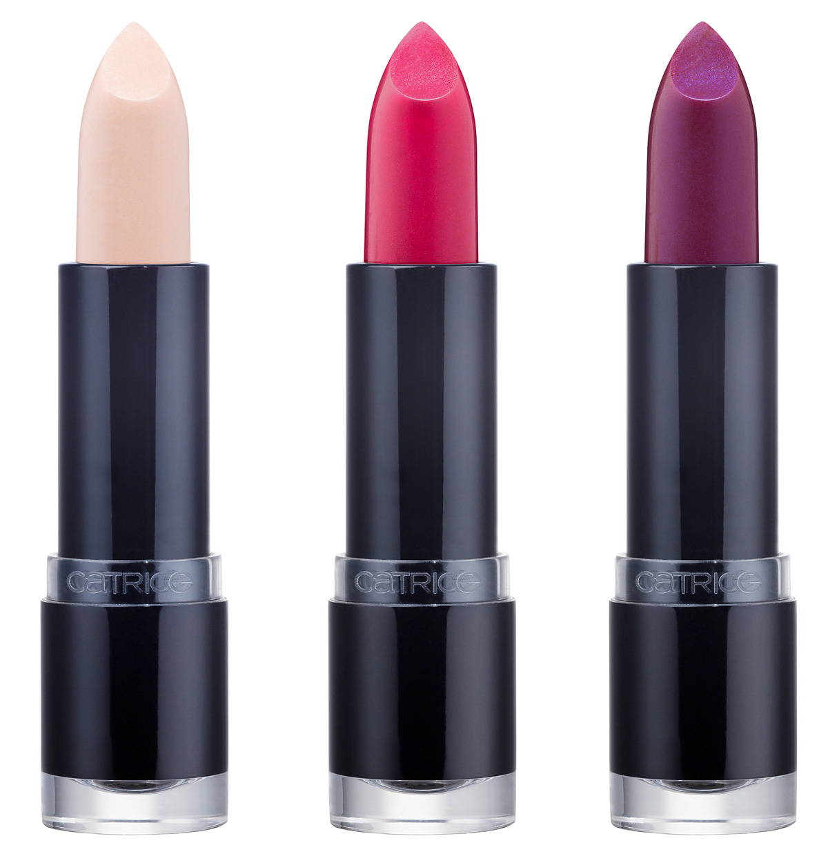 "Limited Edition ""spectaculART"" by CATRICE (November und Dezember 2012) – Sheer Lip Colour Lipsticks"