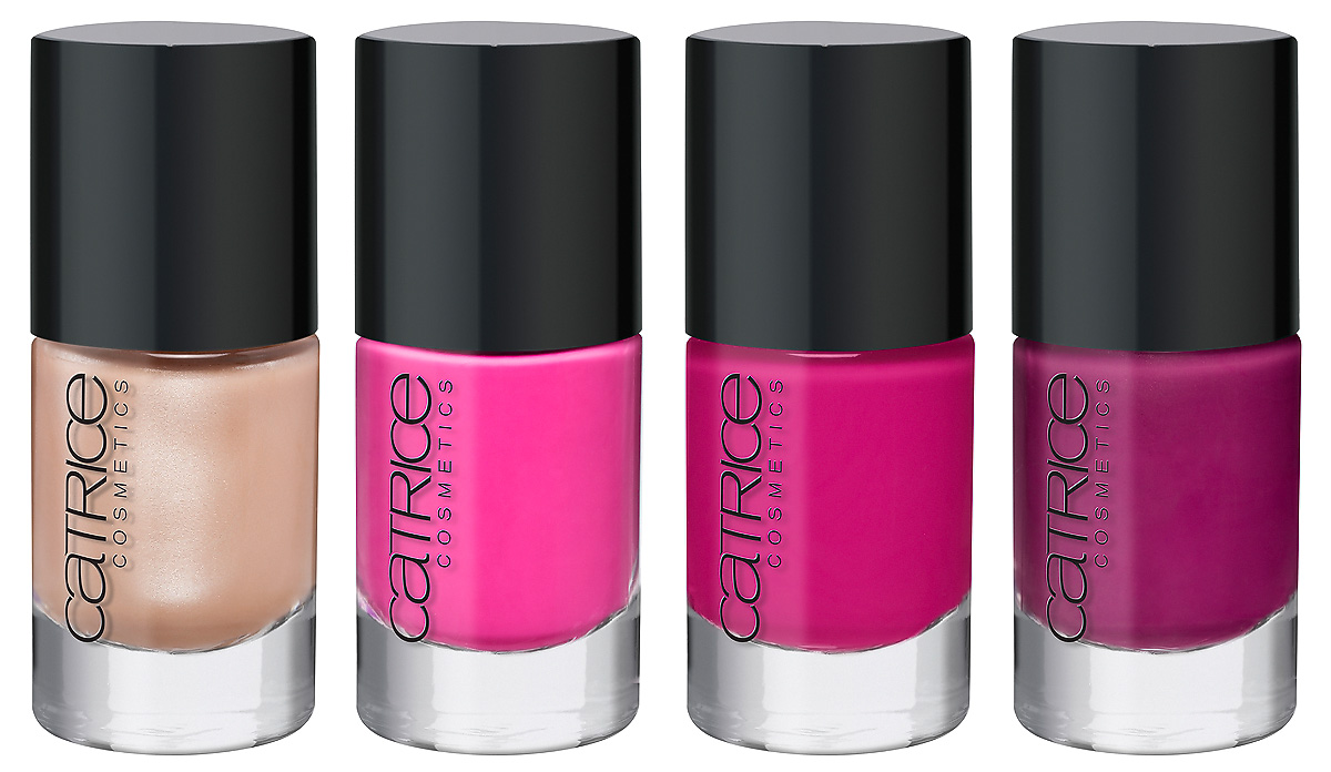 "Limited Edition ""spectaculART"" by CATRICE (November und Dezember 2012) –Ultimate Nail Lacquer Nagellacke"