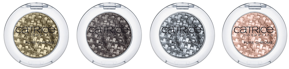 "Limited Edition ""spectaculART"" by CATRICE (November und Dezember 2012) – Pure Chrome Lidschatten"