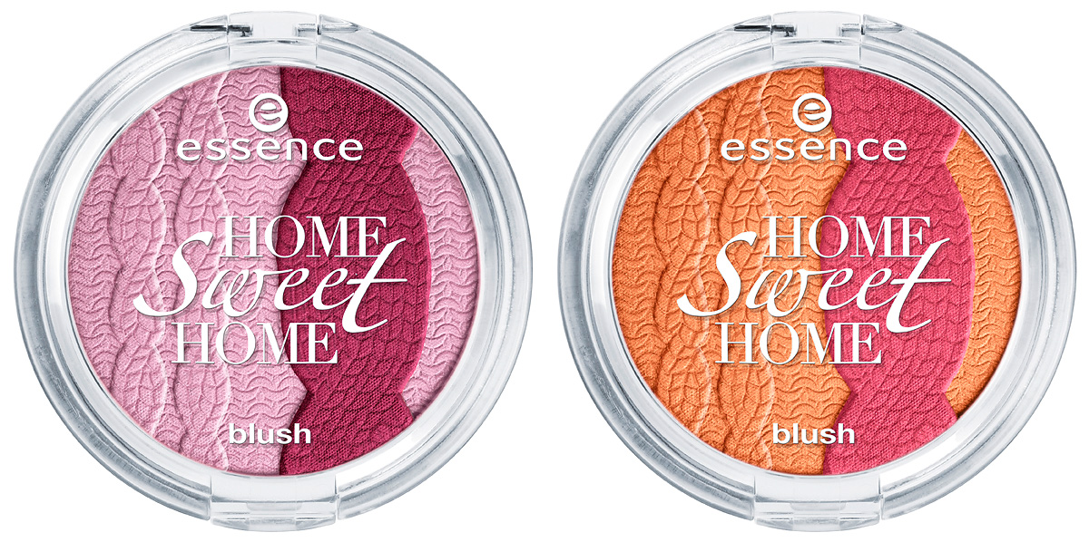 "Trend Edition essence November 2012 ""home sweet home"" blushes"