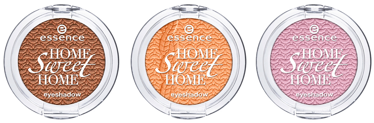 "Trend Edition essence November 2012 ""home sweet home"" Lidschatten"