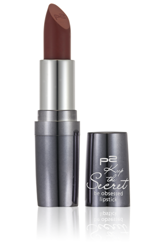 be obsessed lipstick - p2 cosmetics