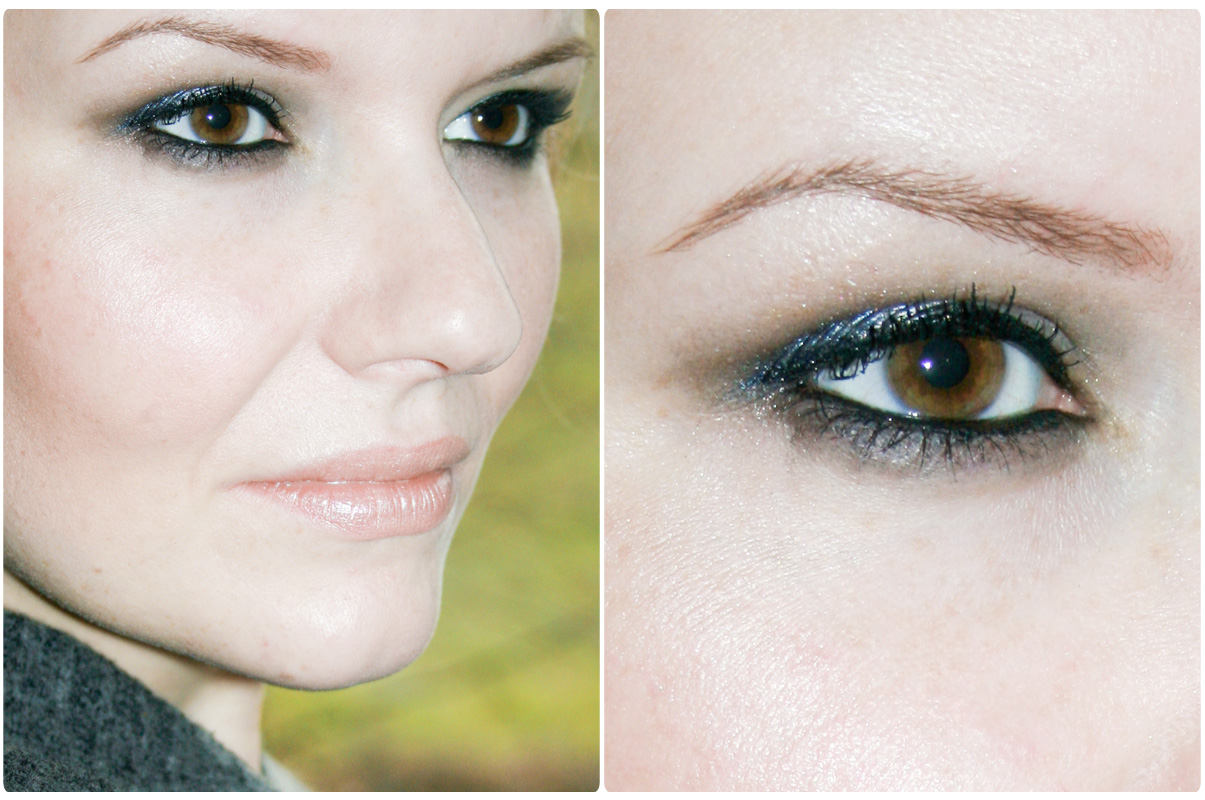 "Augen-make-up/Lidschatten mit der Sleek-Palette ""The Original"""