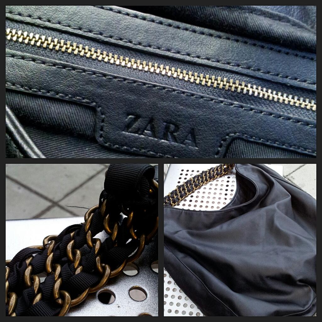 Zara-Tasche gegen ein Glas Nutella. Gibt es nicht? Doch, doch ... ebay Kleinanzeigen :)