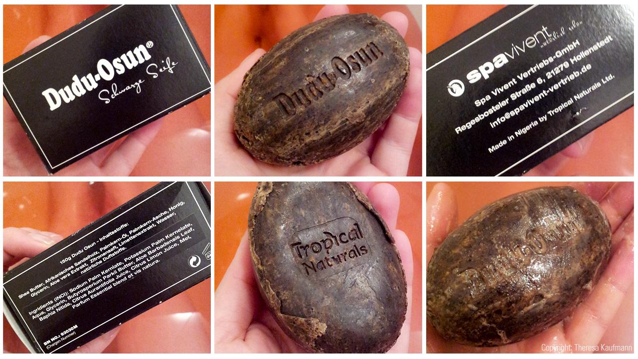 Erfahrungsbericht schwarze Seife / black soap, Inhaltsstoffe, Vertrieb und Hersteller