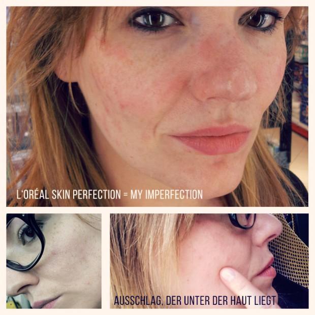Robina Hood: L'Oréal Skin Perfection Inhaltsstoffe Creme Test Testbericht Erfahrung vorher nachher