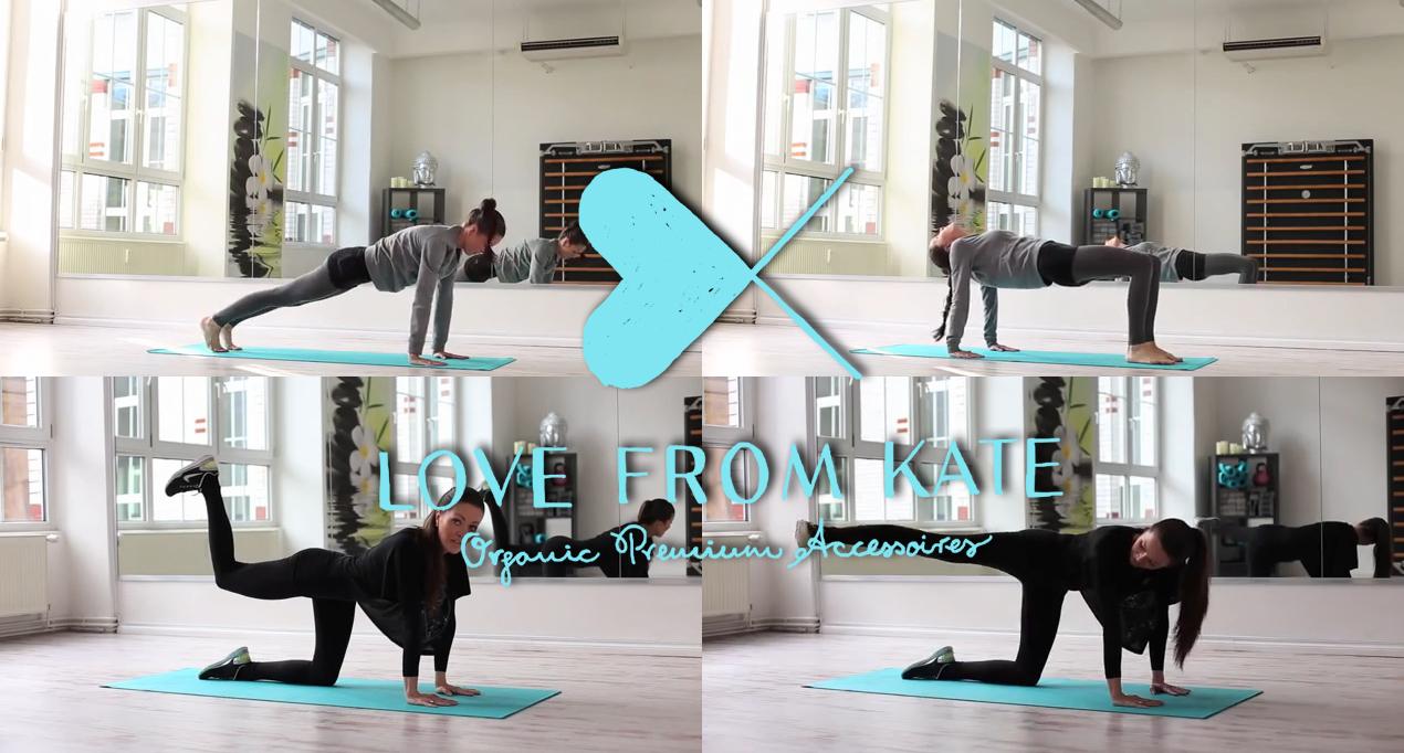 Robina Hood schaut Fitnesstipps von Kate Hall: Workout, Tipps und Videos