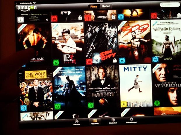Robina Hood Erfahrungsbericht Amazon Prime Instant Video Filmauswahl