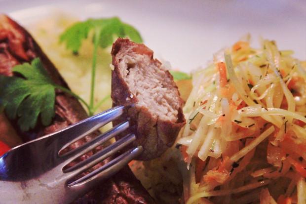 Vegetarische Bratwurst gefällig? Dann hat Garden Gourmet wirklich gute!