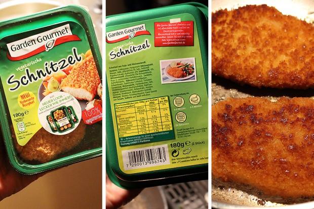 Robina Hood hat es geschmeckt: Garden Gourmet vegetarische Schnitzel (Nährwerttabelle und Zutatenliste)