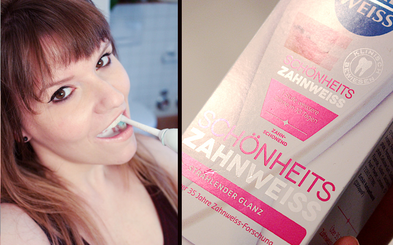 Im Test: Perweiß Schönheitszahnweiß: in 10 Tagen zu weißeren Zähnen - Whiteningzahncreme