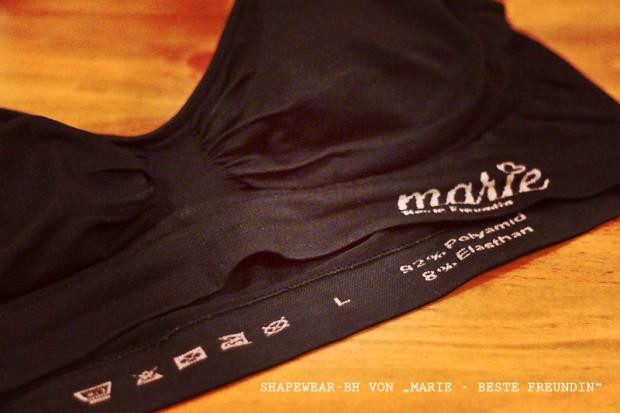 """Shapewear lifting BH """"Marie - beste Freundin"""" - Erfahrungsbericht und Tragefotos von Robina Hood"""