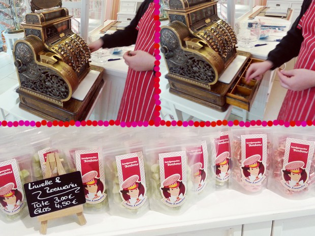 Meister Karamellus - die Bonbonmanufaktur in Dresden mit Bonbons, Lutschern, Lollis und allerlei hübschen Zuckerstangen - handgemacht
