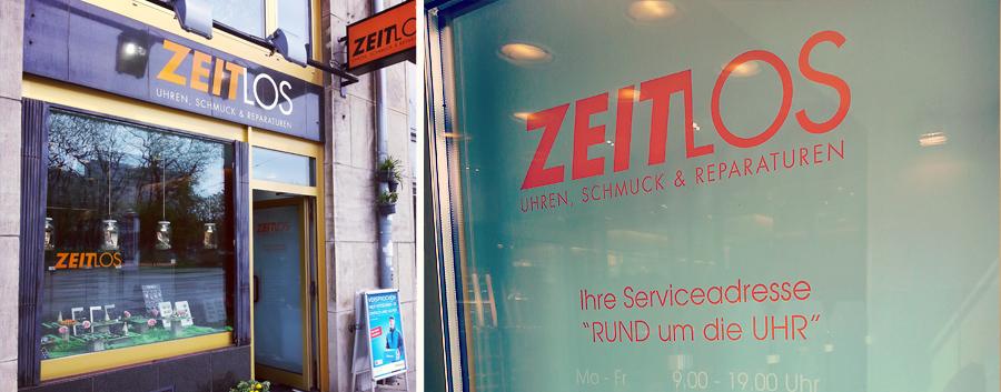 """Schmuckladen Dresden """"Zeitlos"""""""