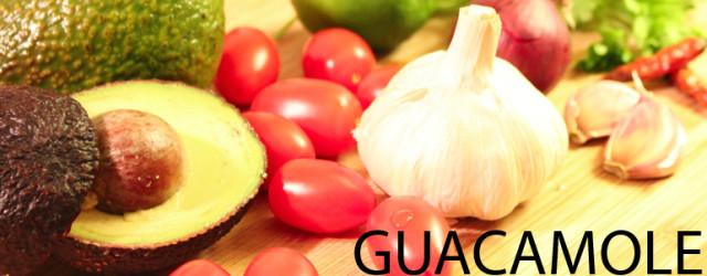 Fruchtig-scharfer Avacado-Dip / Guacamole