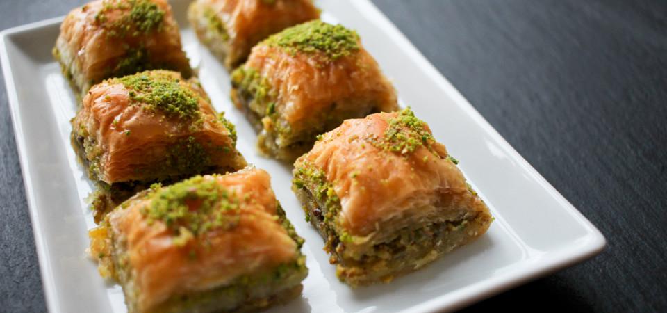 einfach Baklava Rezept Food | Robina Hood