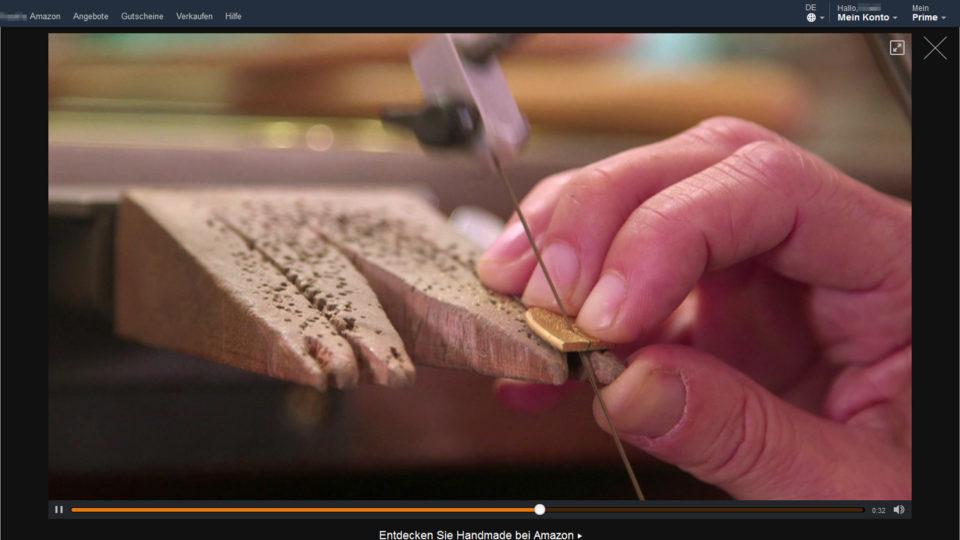 Amazon Handmade - Brandneu in Deutschland