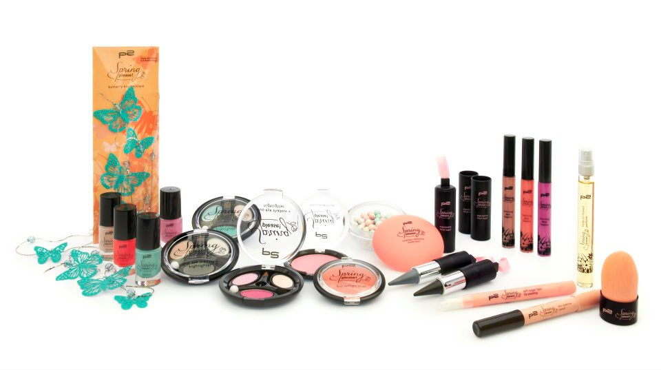 Preview on LE Spring Please! Cosmetics of P2