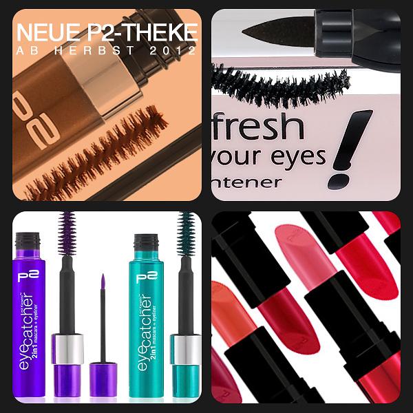 Ab Herbst 2012 gibt es eine neue p2-Theke und neue Produkte