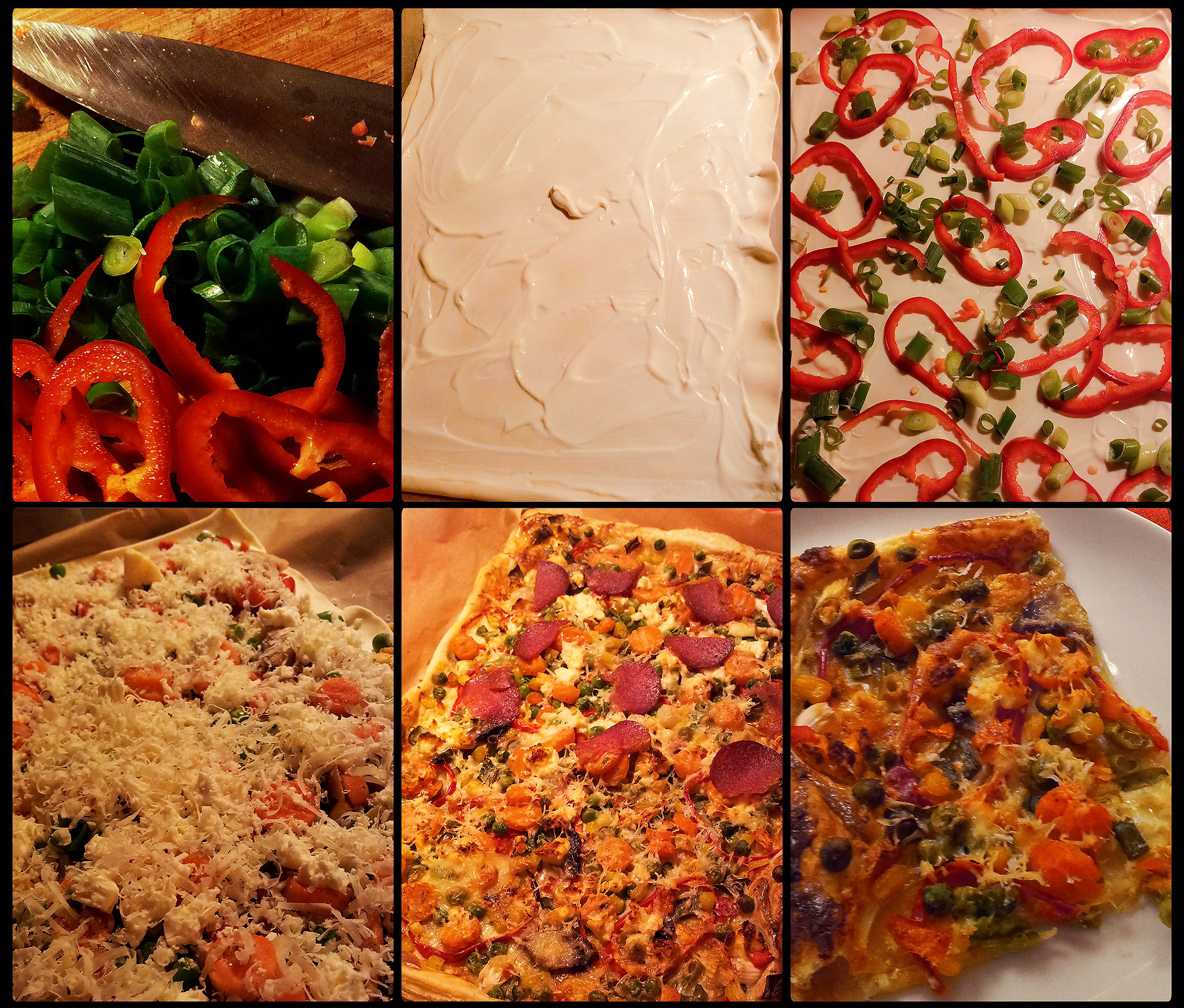 Robina Hood am Herd: schnelles Rezept für Blätterteigpizza (ideal für Partys)