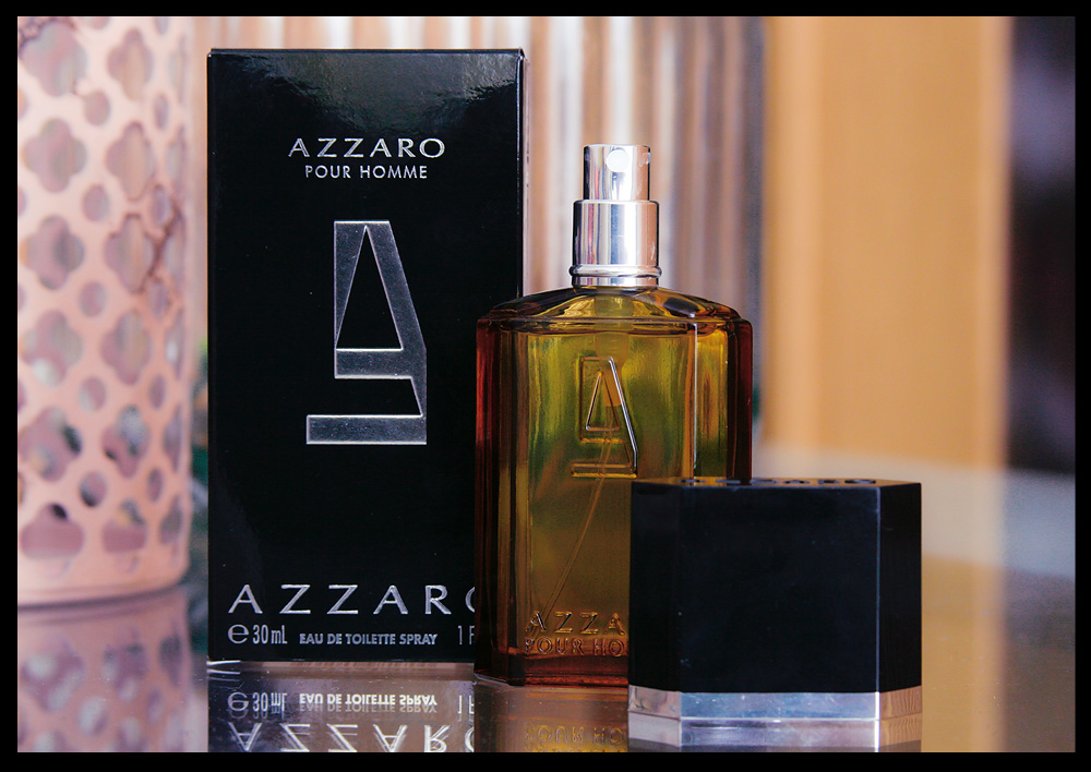 Azzaro pour homme Eau de Toilette 30 ml vapo Duftbeschreibung Duftnote Test Rezension