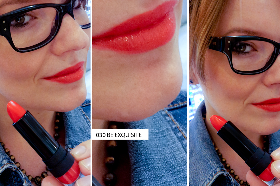 "Robina Hood: p2 cosmetics Limited Edition ""Red I love u!"" - Juli 2014 - Lipstick 030 be exqusite"