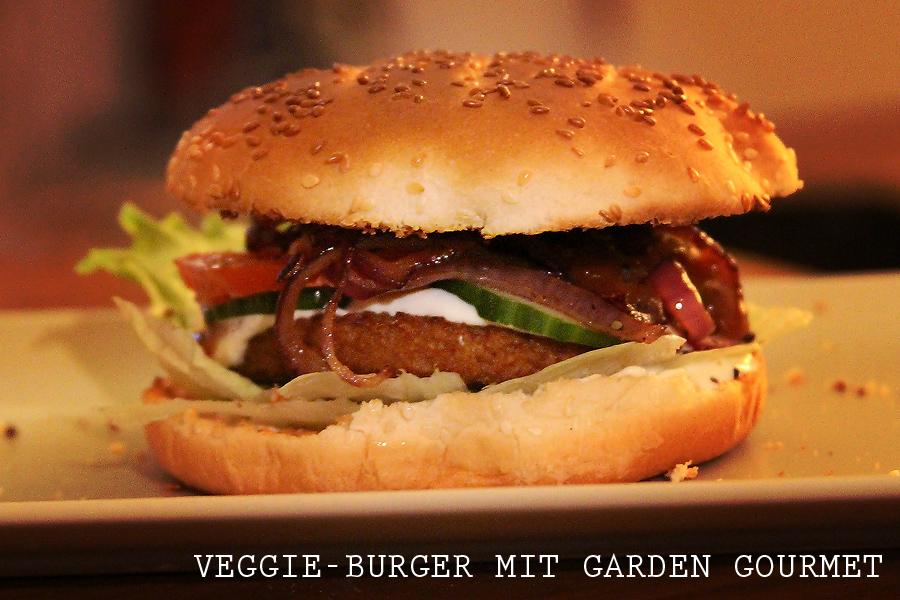 Veggie-Burger mit fleischfreien Pattys: Garden Gourmet macht es möglich.